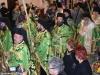 223الإحتفال بأحد الشعانين في البطريركية الأورشليمية