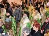 225الإحتفال بأحد الشعانين في البطريركية الأورشليمية