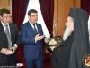 22زيارة رئيس الوزار الأوكراني الى البطريركية الأورشليمية