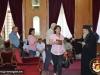 11زيارة أبناء الطائفة الأورثوذكسية في كفرياسيف للبطريركية