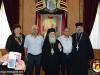 19زيارة أبناء الطائفة الأورثوذكسية في كفرياسيف للبطريركية