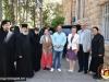 19الإحتفال بعيد القديس جوارجيوس اللابس الظفر في كنيسة ممثلية البطريركية الرومانية