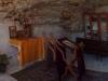 1818. غرفة الكنيسة الصغيرة من الداخل