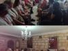 1919. مجموعة من الحجاج الكنديين الذين زاروا كنيسة القديس جوارجيوس في 13\06\2017