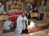 03صلاة القداس الألهي في كنيسة الثالوث القدوس