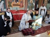 04صلاة القداس الألهي في كنيسة الثالوث القدوس