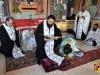 06صلاة القداس الألهي في كنيسة الثالوث القدوس