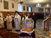 08صلاة القداس الألهي في كنيسة الثالوث القدوس