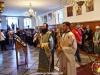 10صلاة القداس الألهي في كنيسة الثالوث القدوس