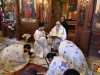 17صلاة القداس الألهي في كنيسة الثالوث القدوس