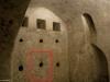 Sebastiya (17)[781]17. قبر القديس يوحنا المعمدان في وسط الصف السفلي بين قبري النبيين عباديا وأليشع