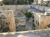 Sebastiya (5)[757]5. منظر خارجي علوي لكاثدرائية يوحنا المعمدان، قبرالقديس محفوظ في المبنى ذو القبة وسط الصورة
