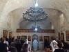 Ma`lul (10)[825]10. منظر سقف الكنيسة بعد الترميم.
