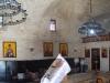 Ma`lul (11)[827]11. صورة بانوراما توضح الكنيسة كاملة من الداخل [٢٠١٧].