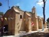 Ma`lul (3)[811]3. كنيسة معلول بعد انتهاء عمليات الترميم وفي يوم عيد النبي إيليا [في آب ٢٠١٧].