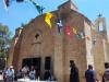 Ma`lul (4)[813]4. مظهر جانبي لمدخل الكنيسة الخلفي