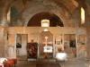 Ma`lul (7)[819]7. الكنيسة من الداخل قبل بدأ عمليات الترميم [في عام ٢٠٠٩].