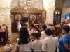 02خدمة القداس الالهي لطلاب مدرسة القديس ديميتريوس