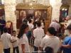 04خدمة القداس الالهي لطلاب مدرسة القديس ديميتريوس
