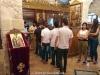 07خدمة القداس الالهي لطلاب مدرسة القديس ديميتريوس