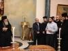 09تقطيع كعكة رأس السنة (الفاسيلوبيتا) في البطريركية