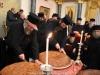 14تقطيع كعكة رأس السنة (الفاسيلوبيتا) في البطريركية
