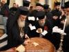 15تقطيع كعكة رأس السنة (الفاسيلوبيتا) في البطريركية