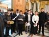 18تقطيع كعكة رأس السنة (الفاسيلوبيتا) في البطريركية