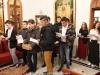 19تقطيع كعكة رأس السنة (الفاسيلوبيتا) في البطريركية
