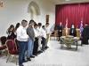 05 حفل تقطيع كعكة رأس السنة الفاسيلوبيتا في مدرسة البطريركية ألاكليريكية صهيون