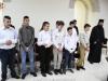 08 حفل تقطيع كعكة رأس السنة الفاسيلوبيتا في مدرسة البطريركية ألاكليريكية صهيون