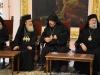 04زيارة أخوية القبر المقدس للبطريركية الأرمنية