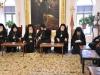 05زيارة أخوية القبر المقدس للبطريركية الأرمنية