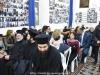 03تقطيع كعكة الفاسيلوبيتا في مقر الجالية اليونانية في القدس