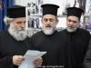 11تقطيع كعكة الفاسيلوبيتا في مقر الجالية اليونانية في القدس
