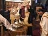 06صلاة تقديس الزيت لعيد الميلاد المجيد في البطريركية