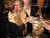 09صلاة تقديس الزيت لعيد الميلاد المجيد في البطريركية