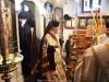 06خدمة صلاة الساعات الكبرى لعيد الميلاد المجيد في البطريركية