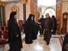 03زيارة الطوائف والكنائس المسيحية في القدس لأخوية القبر المقدس بمناسبة عيد الميلاد المجيد