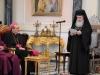 32زيارة الطوائف والكنائس المسيحية في القدس لأخوية القبر المقدس بمناسبة عيد الميلاد المجيد