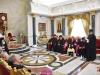 41زيارة الطوائف والكنائس المسيحية في القدس لأخوية القبر المقدس بمناسبة عيد الميلاد المجيد