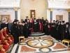42زيارة الطوائف والكنائس المسيحية في القدس لأخوية القبر المقدس بمناسبة عيد الميلاد المجيد