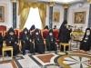 49زيارة الطوائف والكنائس المسيحية في القدس لأخوية القبر المقدس بمناسبة عيد الميلاد المجيد
