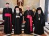 55زيارة الطوائف والكنائس المسيحية في القدس لأخوية القبر المقدس بمناسبة عيد الميلاد المجيد