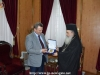 05قائد الحرس الوطني لجمهورية قبرص يزور البطريركية