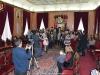 02مظاهرة سلمية لأبناء الرعية الأورثوذكسية تنديداً لقرار فرض الضرائب على الكنائس المسيحية في القدس