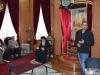 07مظاهرة سلمية لأبناء الرعية الأورثوذكسية تنديداً لقرار فرض الضرائب على الكنائس المسيحية في القدس