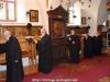 09خدمة قداس السابق تقديسه الاولى من الصوم الاربعيني المقدس في البطريركية