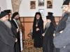 09الإحتفال بعيد القديس العظيم في الشهداء خرالامبوس (فرح) في البطريركية