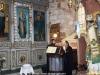 10الإحتفال بعيد القديس العظيم في الشهداء خرالامبوس (فرح) في البطريركية